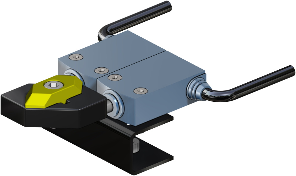 Entegre manuel kontrollü GDV çift etkili pnömatik aktüatör - aksesuarlar - ELEKTROMEKANİK LİMİT ANAHTARI