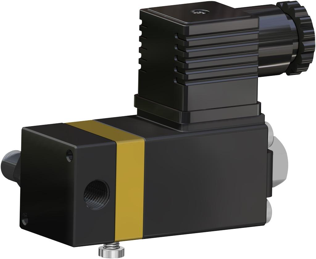 Entegre manuel kontrollü GDV çift etkili pnömatik aktüatör - aksesuarlar - SOLENOİT VANA