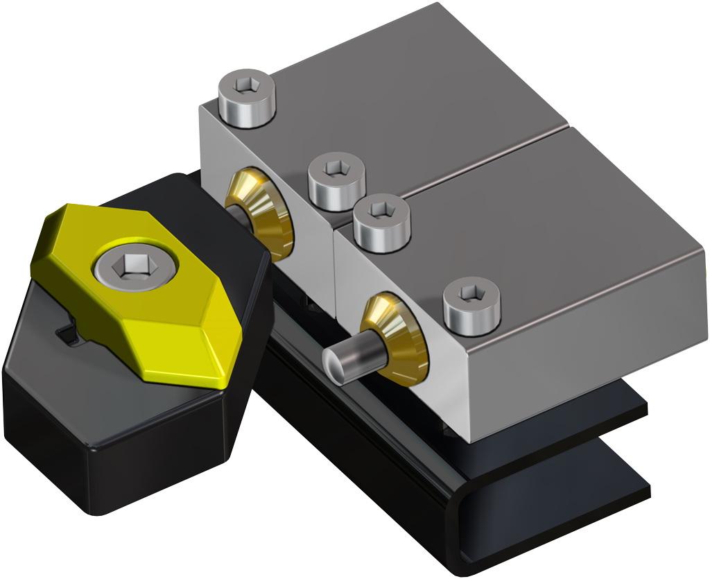 Entegre manuel kontrollü GDV çift etkili pnömatik aktüatör - aksesuarlar - PNÖMATİK LİMİT ANAHTARI